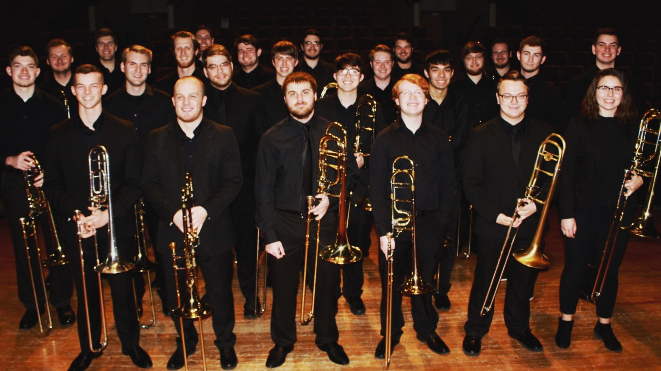About the Oklahoma State University Trombone Studio