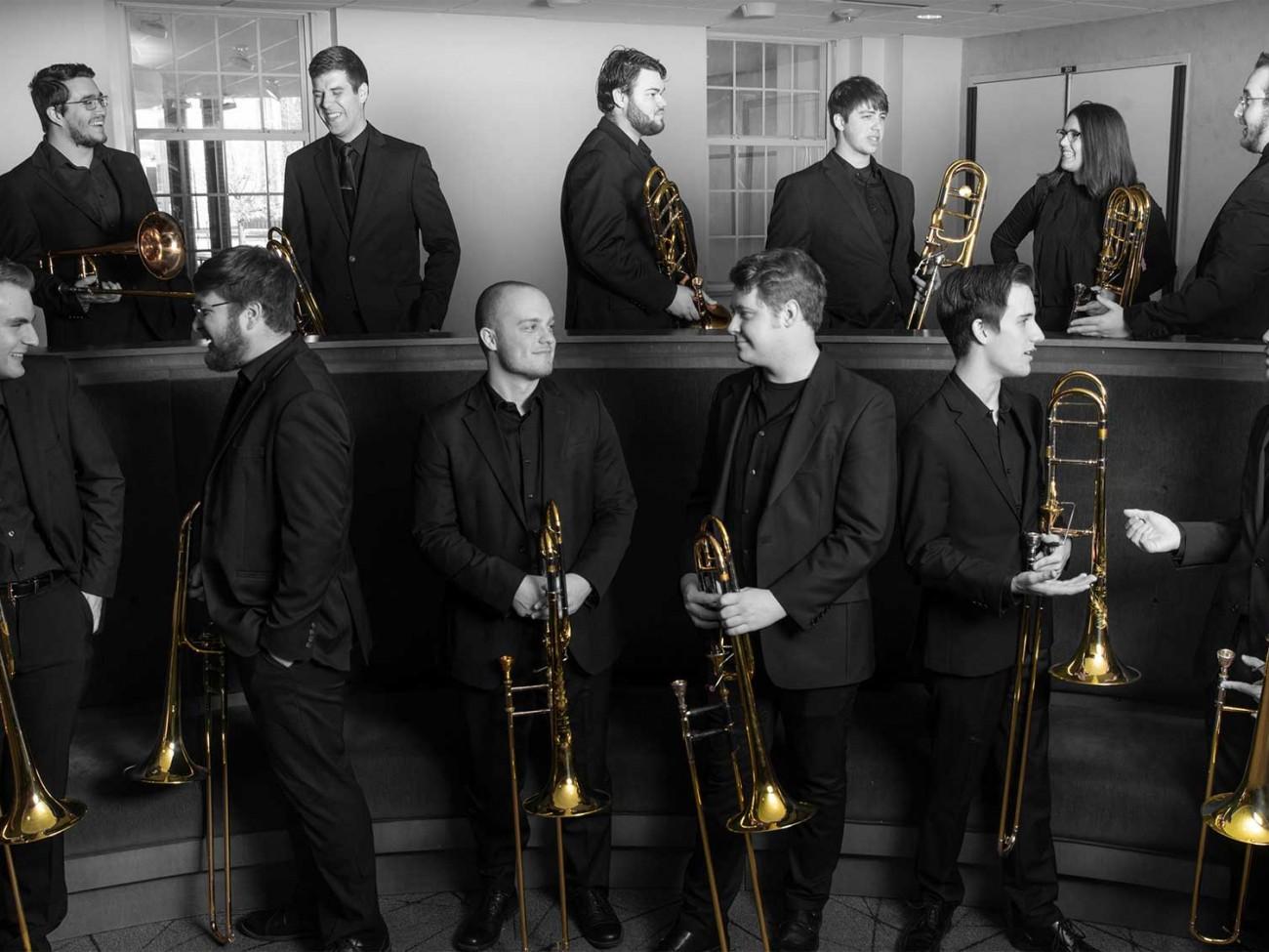 OSU Trombones at the 2019 American Trombone Workshop