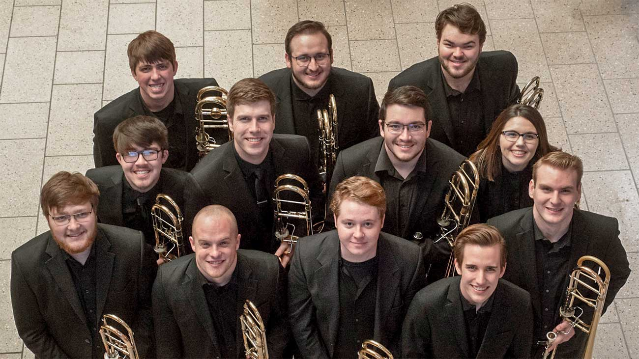 OSU Trombone Ensemble Performs for Spring 2019 Noon Concert Series