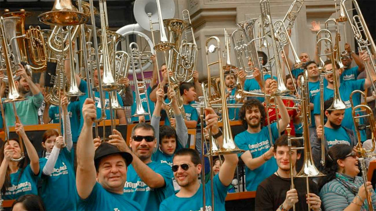OSU Trombone Ensemble to Perform at 2019 Trombonanza Festival in Santa Fe, Argentina