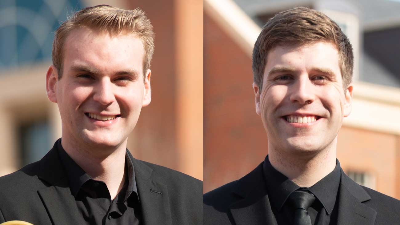 Wolfe and Losos Perform on 2019 Concerto Competition Winners Concert