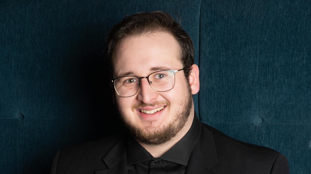 Jordan Davenport Selected for Southeast Trombone Symposium
