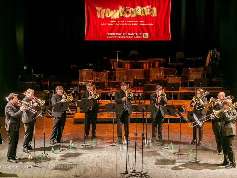 OSU Trombones Perform at 2019 Trombonanza Festival