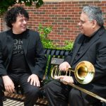 Duo Paul Compton and Michael Schneider Perform for Musical Arts Series